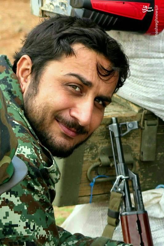 شهید احمد اعطایی کوشافر