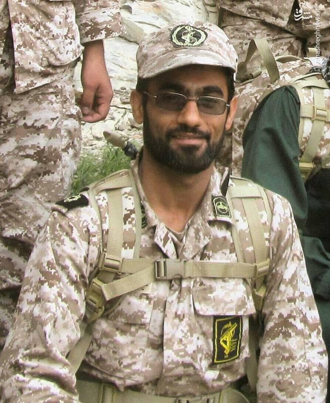 شهید حمیدرضا تقی