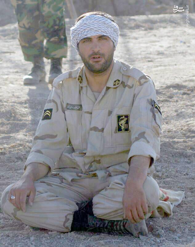 شهید محمدجواد قربانی