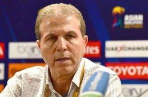 سرمربی تیم ملی سوریه استعفا کرد
