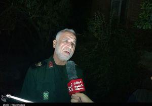 تشریح آخرین اقدامات سپاه در مناطق زلزلهزده
