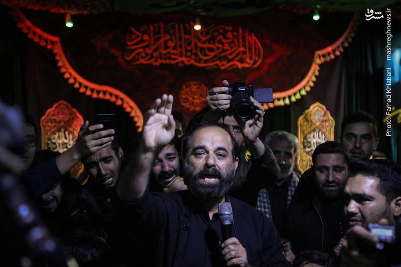 پدر شهید: بدون خجالت از عزت نظام دفاع کنید