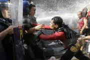اعتراض مردم مانیل به حضور رئیسجمهور آمریکا در کشورشان
