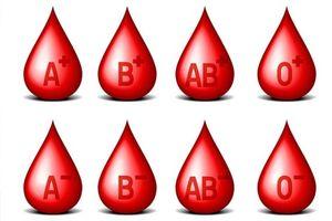 کمیاب ترین گروه خونی در کشور
