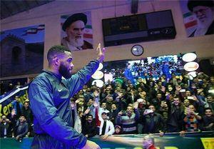 فدراسیون کشتی آمریکا با مردم کرمانشاه ابراز همدردی کرد