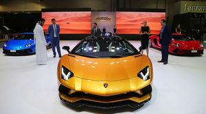 عکس/ نمایشگاه بین المللی خودروی دبی