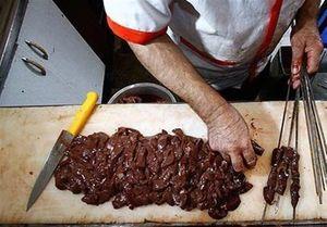 تهرانیها روزی ۵ تن دل و جگر میخورند