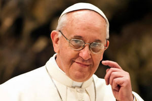 احتمال وقوع جنگ اتمی از زبان پاپ