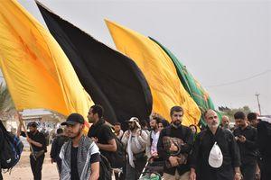 عکس اربعین امسال در کربلا