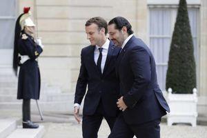 سعد الحریری دوباره راهی فرانسه میشود
