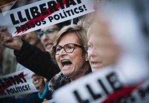 پیروزی احزاب جدایی طلب در انتخابات کاتالونیا