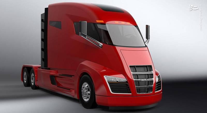 رونمایی از کامیون تسلا و سورپرایز ۱.۹ ثانیهای +عکس