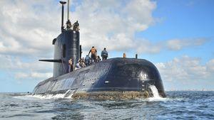 زیردریایی مفقودشده آرژانتین ۱۲ پیام اضطراری ارسال کرده بود