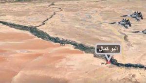 آمریکا زهرش را در شرق سوریه ریخت: جزئیات حملات شب گذشته جنگندههای آمریکایی به پایگاه جبهه مقاومت در البوکمال + نقشه میدانی,