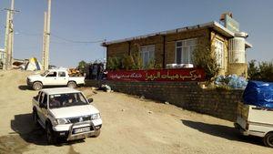 عکس/ موکب دانشگاه شریف در مناطق زلزله زده
