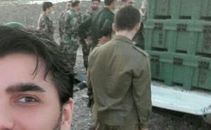 شهید مدافع حرم «بابک نوری هریس»