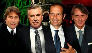 اعلام گزینه های هدایت تیم ملی ایتالیا توسط فدراسیون