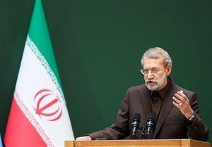 لاریجانی: ائتلاف ضد داعش در حد شعار بود