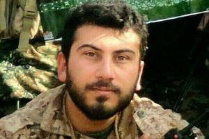 شهادت «عارف کایدخورده» در سوریه + عکس