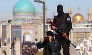 تامین امنیت زائران در مشهد مقدس در سالروز شهادت امام رضا (ع)