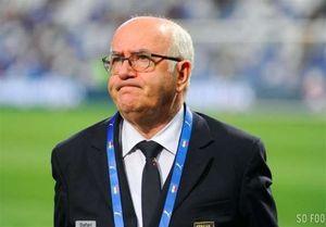 رییس فدراسیون فوتبال ایتالیا استعفا داد