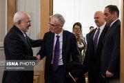 دیدار معاون دبیرکل سازمان ملل متحد با ظریف
