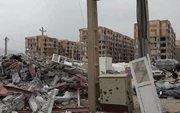 فیلم/ تخریب خانههای شخصی نزدیک مسکن مهر