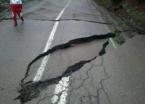 ژاپنیها: زمینلرزه مرز ایران و عراق موجب بالا آمدن زمین به میزان 90 سانتیمتر شد
