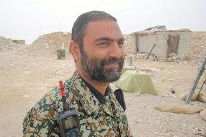 یک جانباز جنگ در سوریه آسمانی شد + عکس