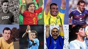 میهمانان اصلی مراسم قرعهکشی جام جهانی مشخص شدند