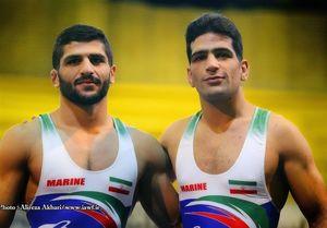 دو مدال برنز به فرنگیکاران ایران رسید