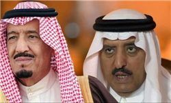 ولیعهد سعودی عموی خود را در بازداشت خانگی قرار داده است