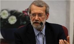 لاریجانی: پولی برای عمران کشور باقی نمانده است