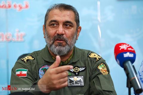 امیر قربانی:ماموریت های هوانیروز ارتش و سپاه متفاوت است