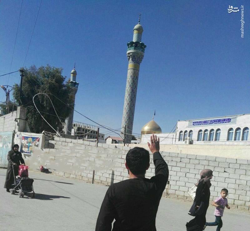 عکس سوریه حضرت زینب کبری حرم حضرت زینب اخبار سوریه