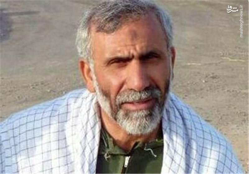 شهید سردار حمید تقوی از فرماندهان نیروی قدس سپاه و از مؤسسان گروههای مقاومت اسلامی در عراق که سال 93 در سامرا به شهادت رسید.
