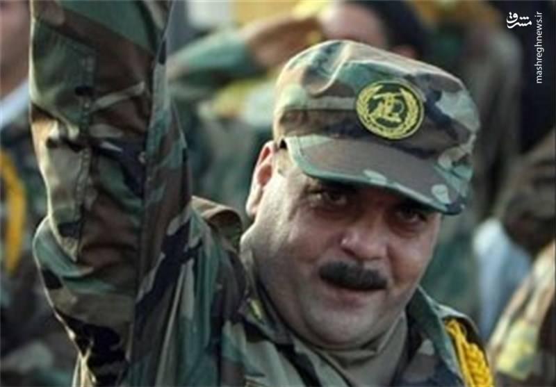 سمیر قنطار از فرماندهان معروف حزبالله که 29 آذر 94 بر اثر حمله موشکی اسراییل در نزدیکی دمشق به شهادت رسید.
