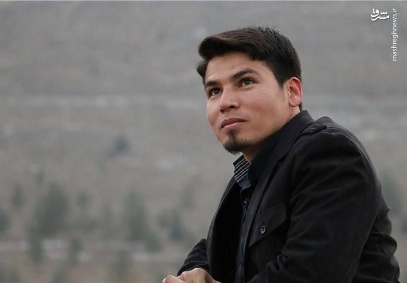 شهید رضا بخشی (فاتح) از شهدای مشهور تیپ فاطمیون که در عملیات آزادسازی تلقرین در حومه درعا دعوت حق را لبیک گفت.