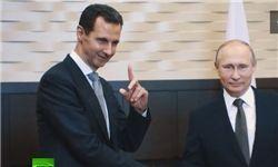 واکنش واشنگتن به دیدار صمیمانه پوتین و اسد