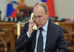 گفتگوی تلفنی پوتین با نتانیاهو و السیسی درباره بحران سوریه