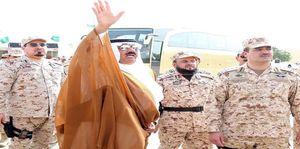 شاهزاده بازداشت شده راهی بیمارستان شد