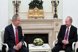 فشار نتانیاهو به پوتین برای خروج ایران از سوریه