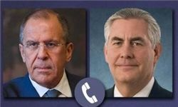 گفتوگوی تلفنی لاوروف و تیلرسون درباره سوریه