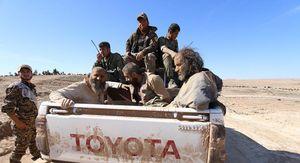 بازداشت بازماندههای داعش در حسکه