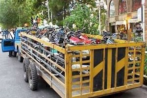اولین ترمز بر آلاینده ترین وسیله نقلیه تهران
