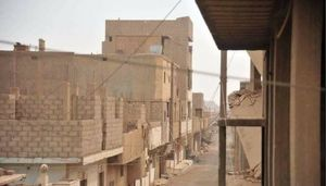 فیلم/ زندان مخوف داعش در بوکمال