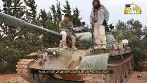 سقوط مهمترین پایگاه گروه تروریستی جبهه النصره در شمال شرق استان حماه  + نقشه میدانی