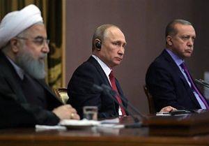 پوتین روحانی اردوغان