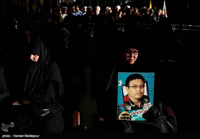 یادواره شهدا و ایثارگران مدافع حرم یگان فاتحین