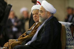 نگاهی به میراث مکتب سیاسی هاشمی برای دولت روحانی+تصاویر و فیلم